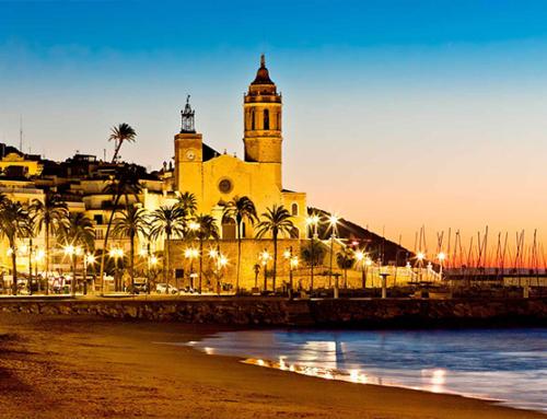 Sitges, un destino turístico de éxito.