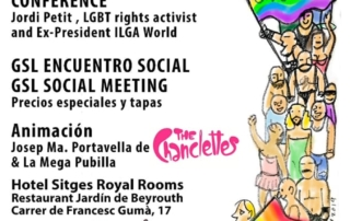 50 años/years desde Stonewall. On from Stonewall
