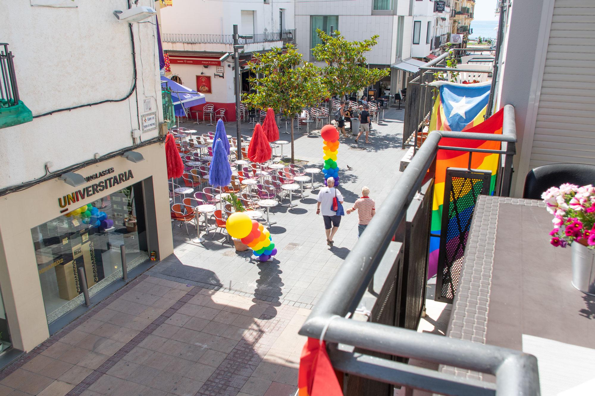 Apartamentos vacacionales en Sitges